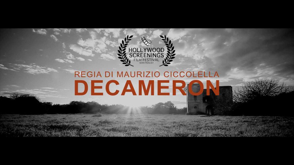 Il Decameron con la regia di Maurizio Ciccolella in semifinale